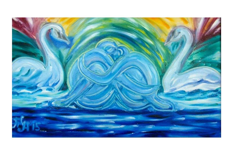 Полина Михалева Лебедово езеро.jpg