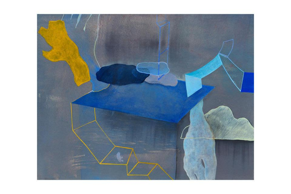 Траяна Панайотова, 'Проектиран пейзаж' VIII.jpg